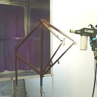 Powder coat strippers michigan