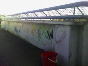 superior graffitti Removal Service Dublin