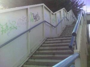 graffitti Removal Service in ireland