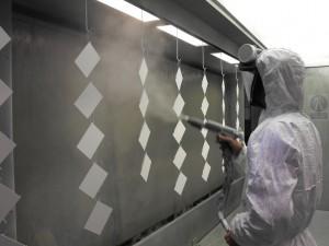 manual powder coating dublin